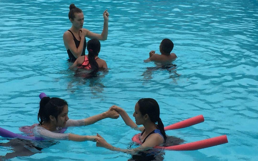 Ist Schwimmen wichtig?